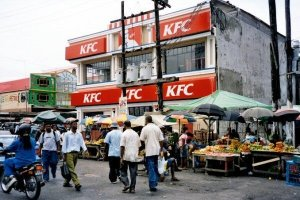 Fast Food in Africa