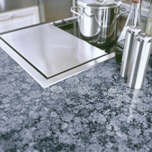 D-C-Fix Kitchen range in Marble and Silver