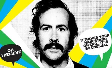 Movember - Oh I Believe!